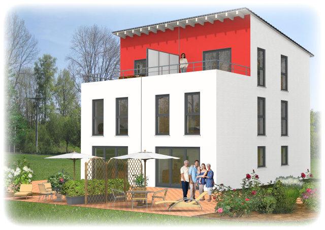 Paulus Generation 2 – Pultdachhaus